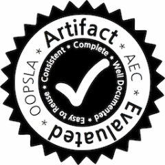 OOPSLA Artifact